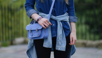 Lorna Burford triple denim