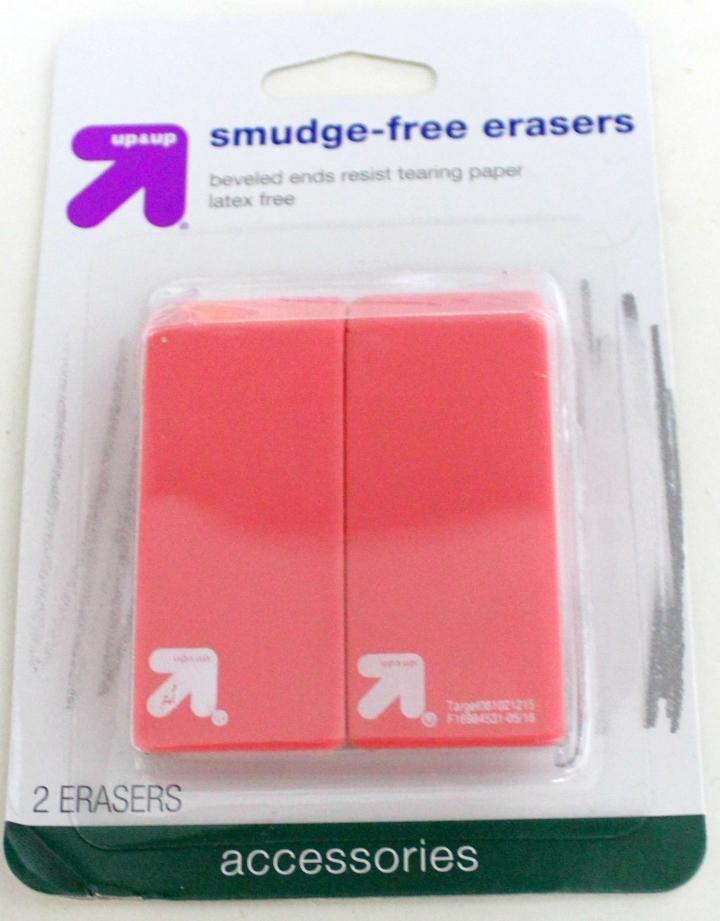 Erasers Shot